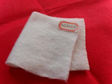供应白色针刺棉