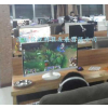 供应网吧显示器厂家,24英寸网吧专用液晶显示器,电脑显示器,23.6寸LED液晶显示器