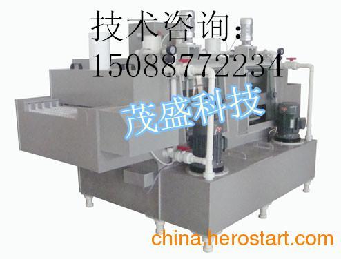供应北京蚀刻机、不锈钢花纹板蚀刻机