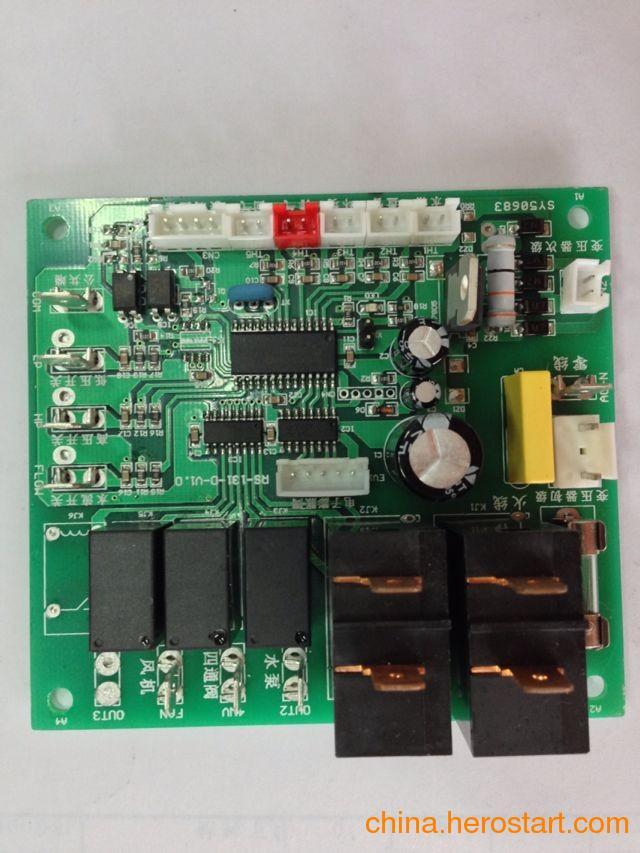 供应热泵热水器控制器/家用机控制器/微电脑控制器