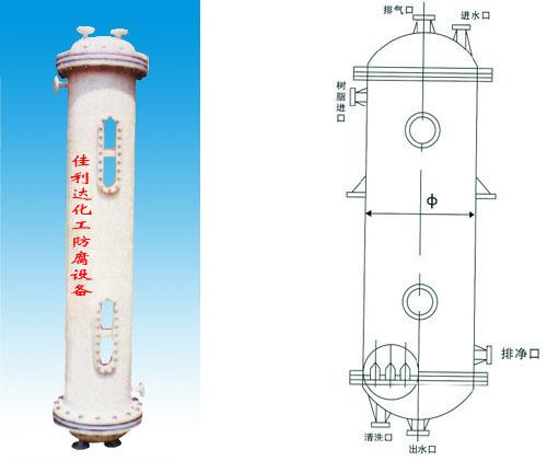 供应聚丙烯离子交换柱