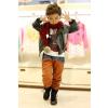 供应广州的纯童装嘟嘟鱼、大嘴猴、青蛙王子品牌童装货源尾货批发加盟