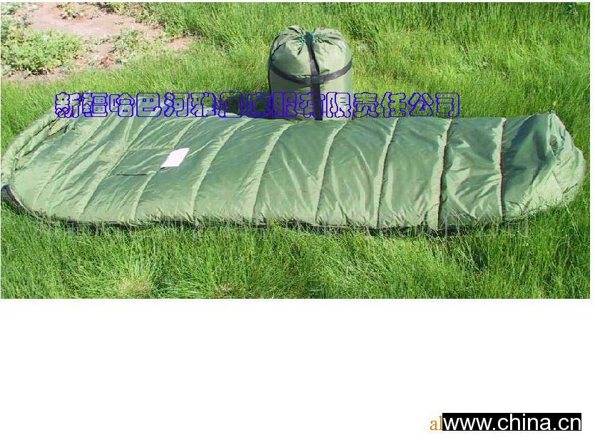 供应驼绒旅游睡袋