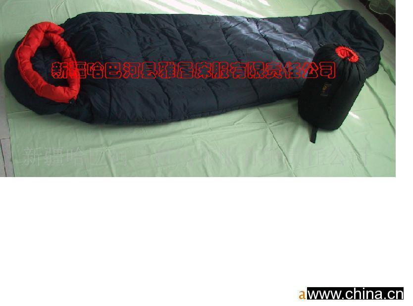 供应驼绒睡袋