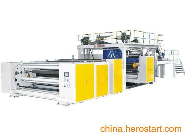 供应PVDC保鲜膜吹膜机组厂家-价格-汕头新中阳机械
