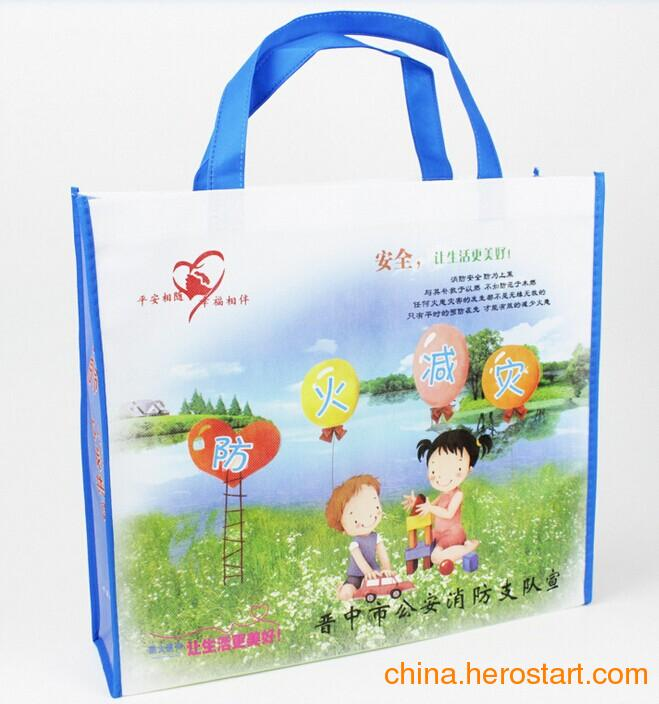 供应珠海购物袋,礼品袋定做,出货快免费送货,可免费设计排版
