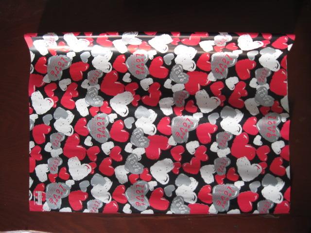 供应花纸,卷装礼品包装纸