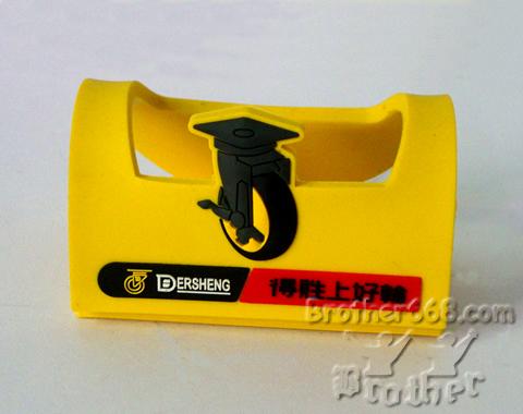供应手机座 PVC手机座 卡通手机座