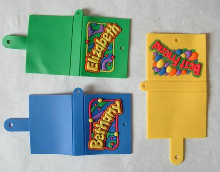 供应PVC笔记本 塑胶笔记本 卡通笔记本