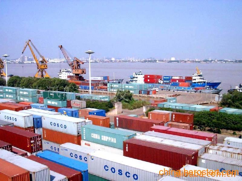 供应辽宁到龙口食品海运运输 内贸集装箱门到门专线运输