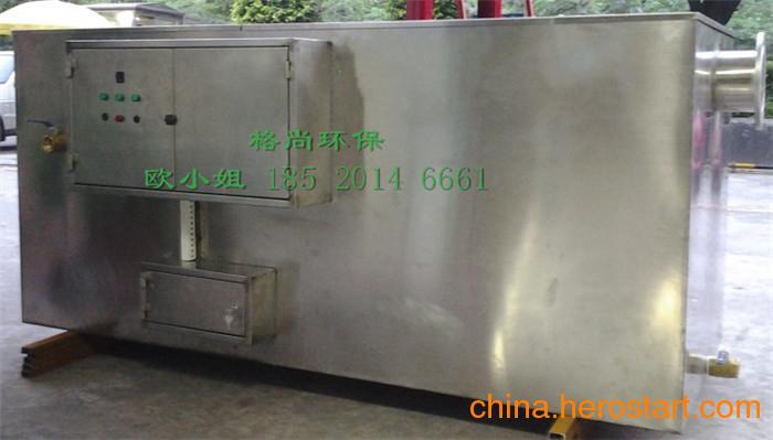 应石家庄不锈钢油水分离器规格型号 定做热线