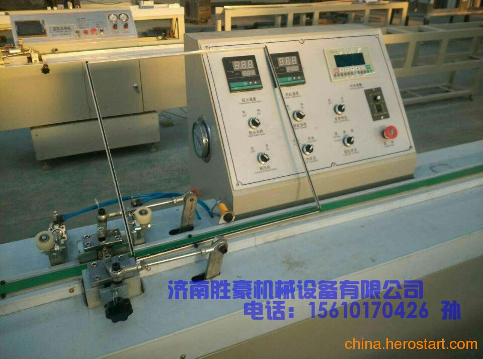 供应铝隔条丁基胶涂胶设备