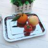 潮州價格合理的不銹鋼盤供應:餐廳托盤供應