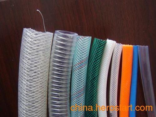 供应牡丹江钢丝管、PVC透明钢丝管(图)、聚鑫橡塑