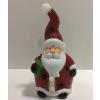 供应圣诞老人,圣诞陶瓷,圣诞老人带帽子