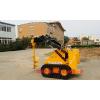 供应小型滑移挖坑机