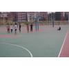 供应孝感硅pu球场|专业施工硅pu球场(图)|广州帝森