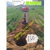 供应树坑机厂家 3.2马力挖坑机 生产植树挖坑机