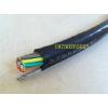 供应HCX12*1.5平电动葫芦带钢丝电梯塔吊随行电缆线自承式抗拉