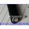 供应SYV22防鼠防咬防白蚁钢皮铠装抗压监控视频线75-5同轴电缆