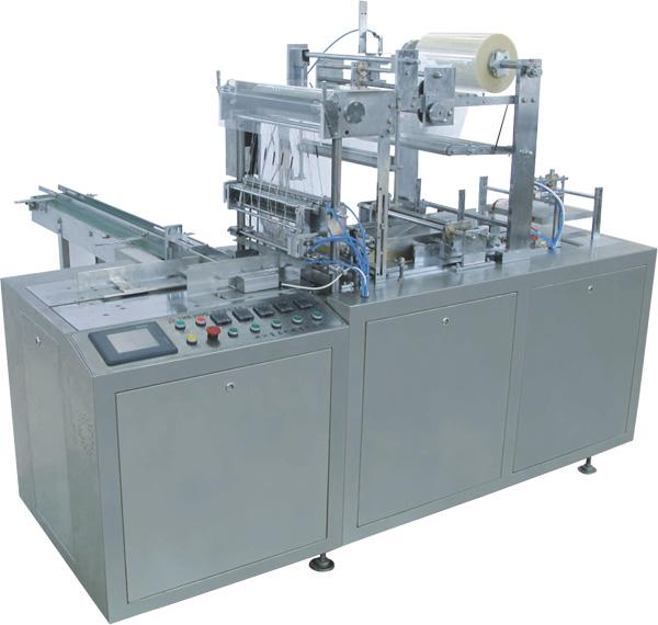 供应三维透明膜包装机