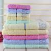 厂家供应促销礼品毛巾 广告礼盒套装毛巾订做LOGO