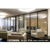 供应宁波办公玻璃隔断,舟山高隔间,办公室玻璃隔断,双玻带百叶玻璃隔断