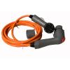 供应电动汽车交流连接器充电双插头(双枪头)