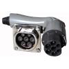 供应电动汽车交流连接器七针国标充电插头(充电枪)