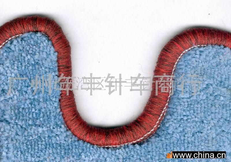 供应汽车地毯专用缝纫机