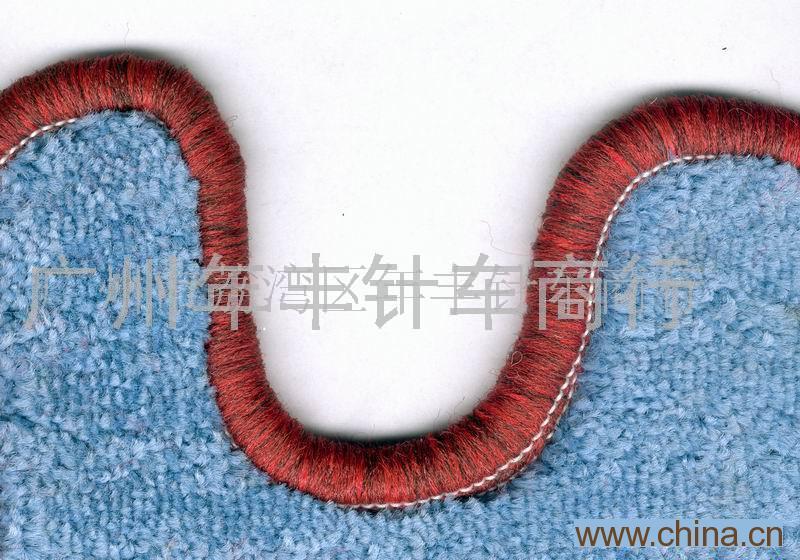 供应汽车地毯包边缝纫机(图)