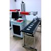 供应广州厂家莱塞激光直供国产优质全自动光纤镭射激光打标机