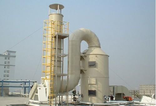 供应酸雾净化塔、PP酸雾净化塔、废气净化塔