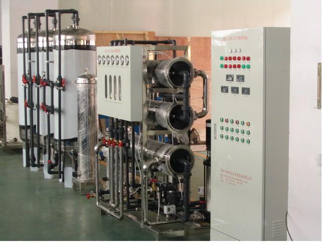 供应离子交换纯水设备、去离子水设备、东莞纯水