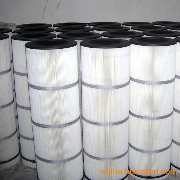 供应喷砂房滤筒钢厂喷砂房除尘器滤筒35663290