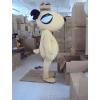 供应上海毛绒玩具厂家定做布鲁托狗卡通人偶服装、行走卡通服装、