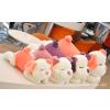 供应2015爆款趴趴熊猫厂家定做扬州毛绒玩具看图打样仿真毛绒玩具