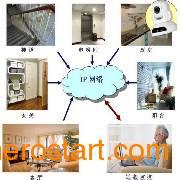 厦门家庭监控安装,别墅远程监控系统,出租房远程视频监控