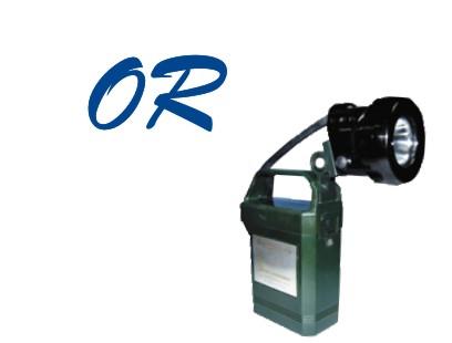 供应便携式免维护强光防爆工作灯IW5120
