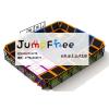供应JUMPFREE室内超级蹦床反弹乐园跳跳床蹦极商场大型游乐场设施设备