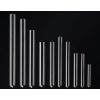 供应生产各种型号实验室玻璃试管 高硼硅彩色玻璃棒