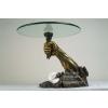 供应江西不锈钢金属摆件/抽象雕塑摆件