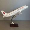 供应A320东航树脂飞机模型37CM