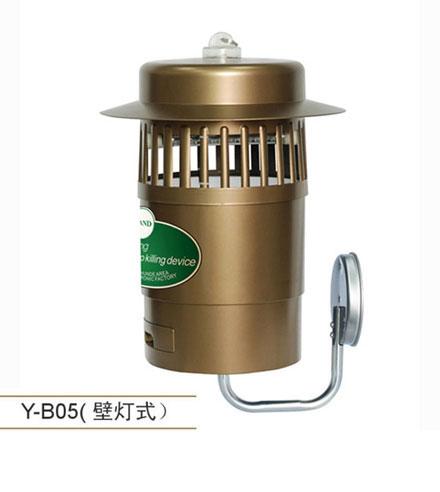 供应智能光控型-光触媒灭蚊器Y-B05壁灯式