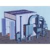供应蜂窝气力回收式喷砂房
