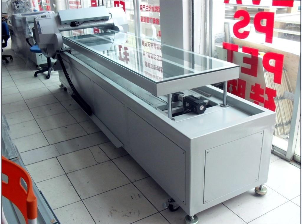 供应家电玻璃面板彩印机/彩喷机