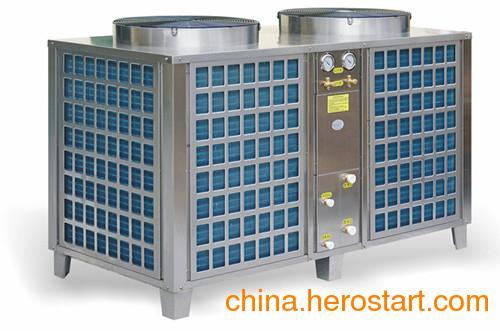 供应佛山长朗空气能商用工程机即热循环一体式CLH-15P(J)
