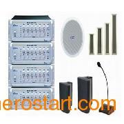 威视安供应实惠的成套背景音乐系统