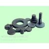 供应福建铁氧铁体方形磁铁,铁氧铁体圆形磁铁,同性铁氧体,黑磁价格