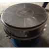 供应正邦高效大产量食品用气动三次元振动筛